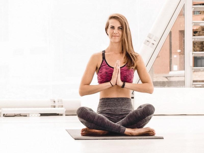 Yoga op unieke locaties in Rotterdam