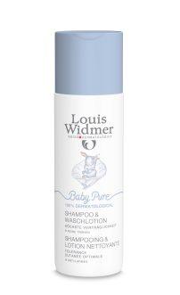 BabyPure shampoo en waslotion