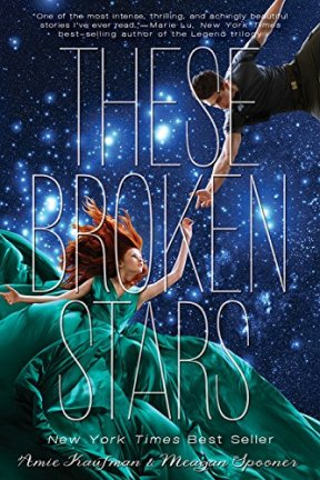 these broken stars ya sci-fi novel