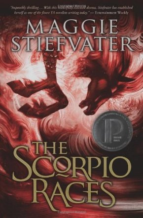 scorpio races maggie stiefvater book review blog