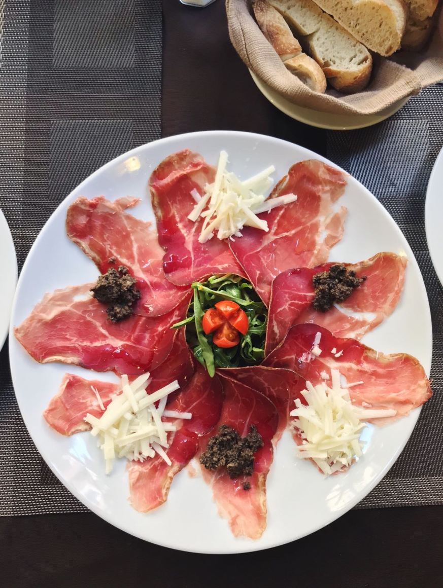 Carpaccio O Mast Madrid