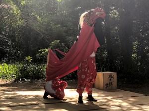 備前一宮桃太郎獅子は岡山/倉敷/総社を拠点に厄除開運 獅子舞&獅子の頭噛みをしています・2020年1月5日アニメ「サザエさん」に出演(予定)