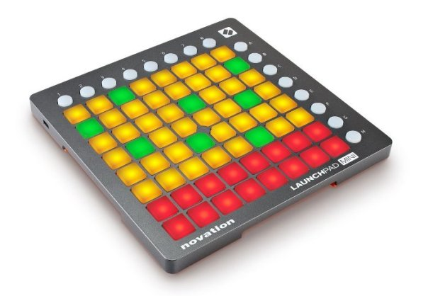 novation music pad