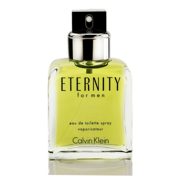 Calvin Klein Men's Eternity Eau De Toilette Spray