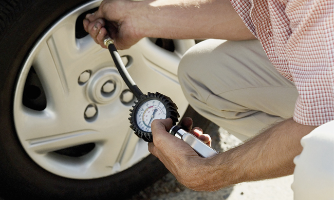 5 warm weather tire safety tips
