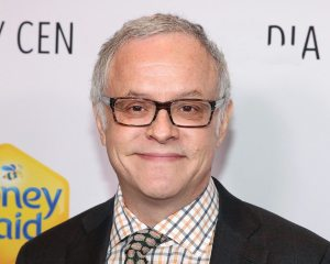 LOS ANGELES, CA - NOVEMBER 12: Neal Baer, Executive Producer, CBS' Under the Dome, at The Paley Center for Media's 2014 LA Benefit Gala presented by Honey Maid, celebrating LGBT equality in media at Skirball Cultural Center on November 12, 2014 in Los Angeles, California. (Photo by Jonathan Leibson/Getty Images for The Paley Center for Media)
