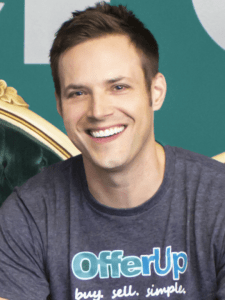 Nick Huzar, CEO and Founder of OfferUp