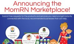 Find Services and Products for Your Family with the MomRN Marketplace