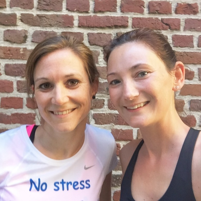 MOMS RUN THE CITY lopen Roeselare