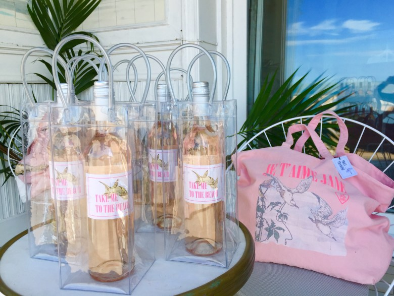 Villa Francine Pop-up store Oostende verslag Mom runs The City, wijn