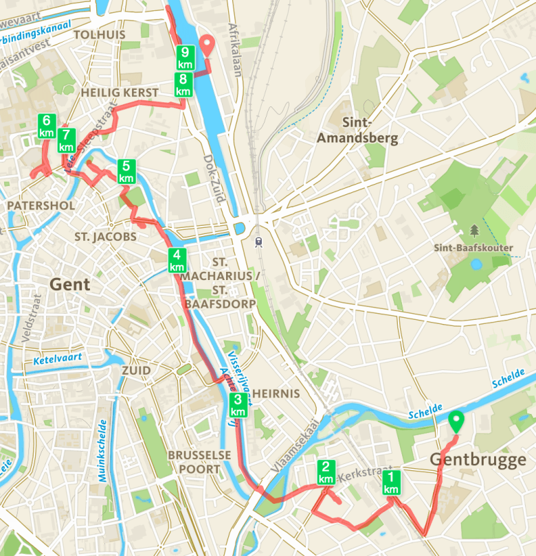looproute #momSrunthecity 13