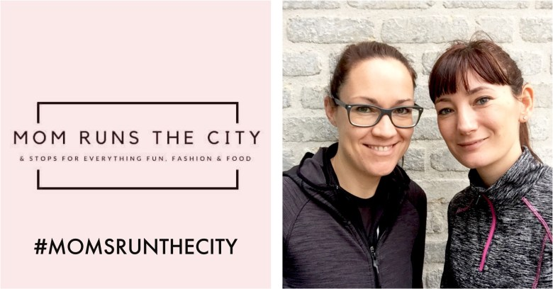 Moms Run The City lopen met Charlotte in Knesselare