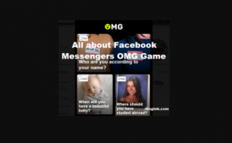 Facebook Messenger OMG Game