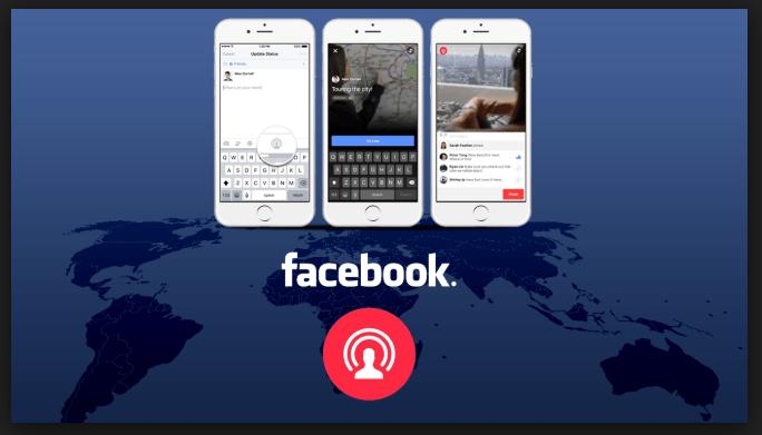 Facebook Live Go Live Now