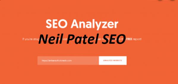 Neil Patel SEO