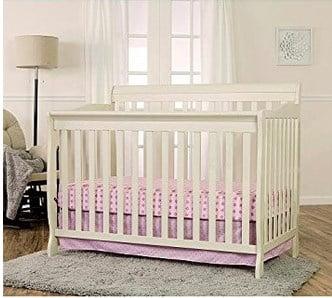 Dream On Me Ashton Convertible 5-in-1 Crib
