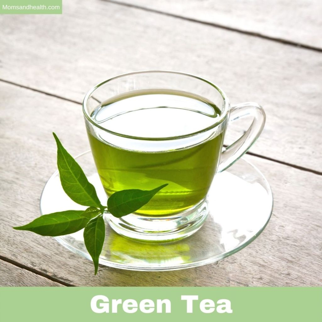 Green Tea as Fat Burning Food