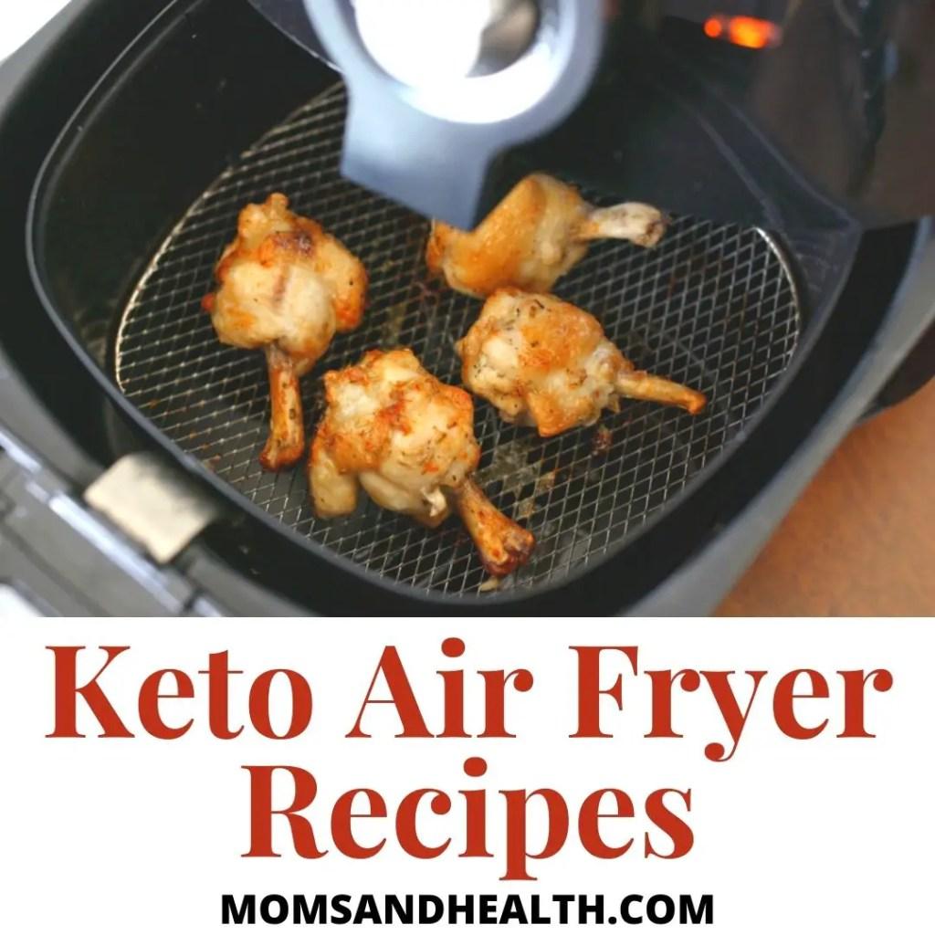 KETO AIRFRYER RECIPES