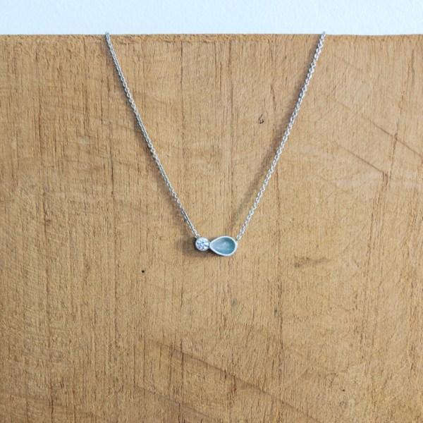 ketting-geboortesteen-zilver1