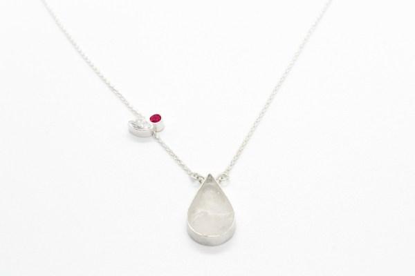 ketting-geboortestenen-zilver1