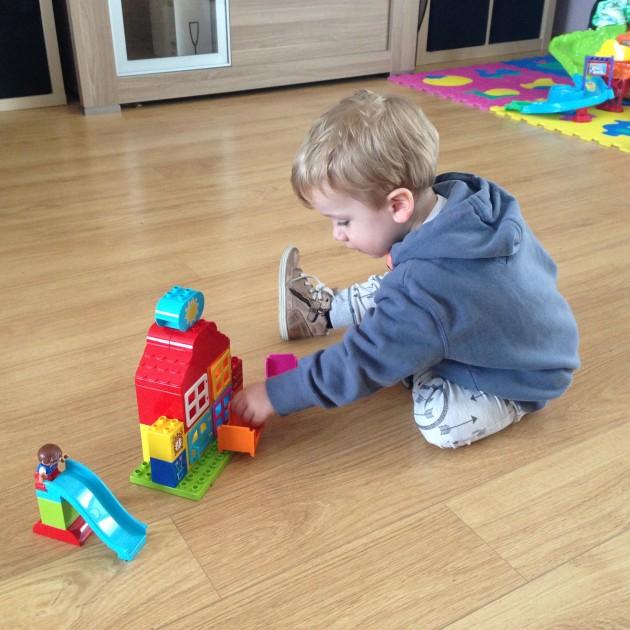 Lego Duplo mijn eerste speelhuis