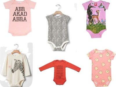 baby essentials: rompertjes! (girls edition)