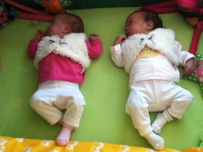10 dingen die je niet moet zeggen tegen een tweeling-mama!