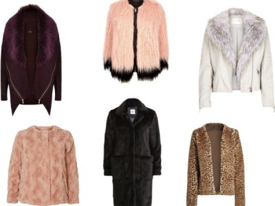 Luxury vs. budget: faux fur