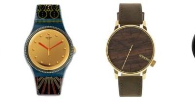 I can't decide: horloges