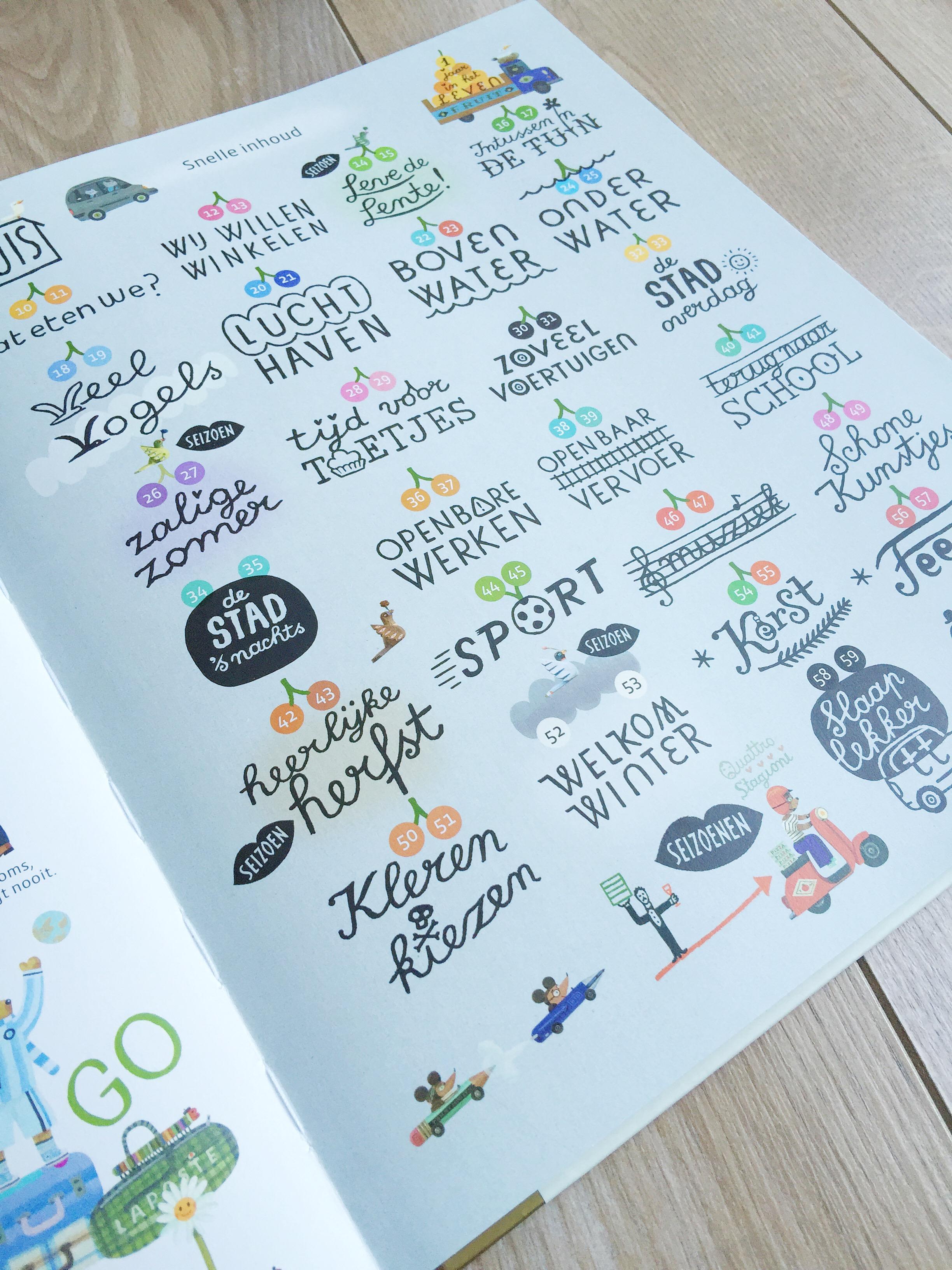het grootste en leukse beeldenwoordenboek
