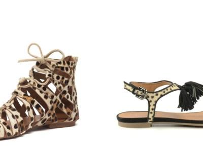 Sandalen shoppen!