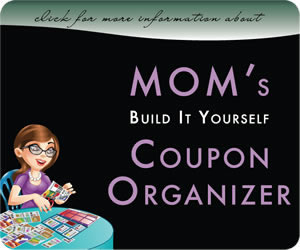 Mom's Build-It-Yourself Coupon Binder