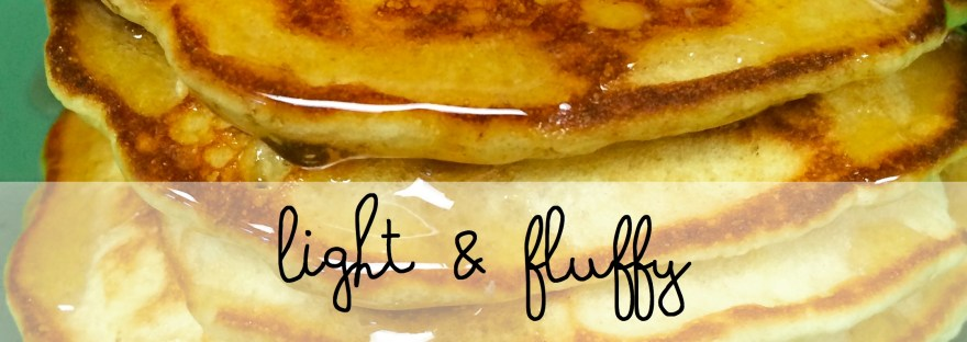 light and fluffy buttermilk pancakes recipe