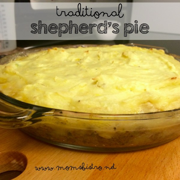 traditional shepherd's pie recipe with hidden vegetables