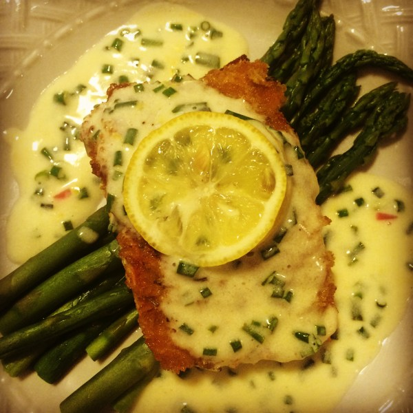 panko crusted salmon with lemon butter cream sauce moms bistro kitchen fronteir lemon squeezer review