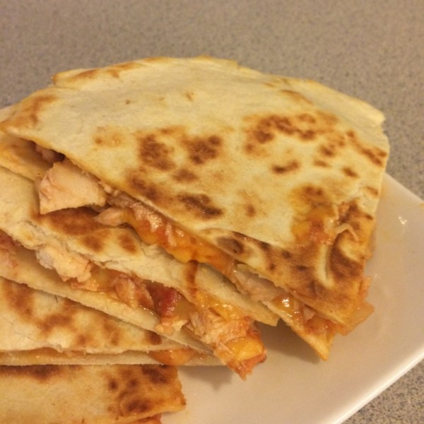 15 minute chicken quesadillas with leftover chicken moms bistro