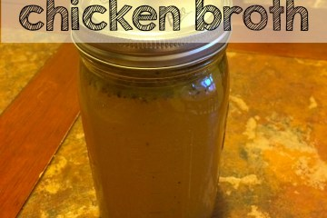 homemade chicken broth leftover chicken recipe moms bistro how to