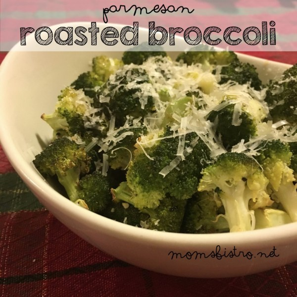 parmesan roasted broccoli recipe kid friendly