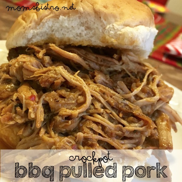 crockpot bbq pulled pork