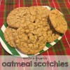 oatmeal scotchies christmas