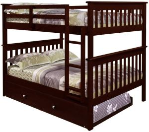 trundle bed full over full