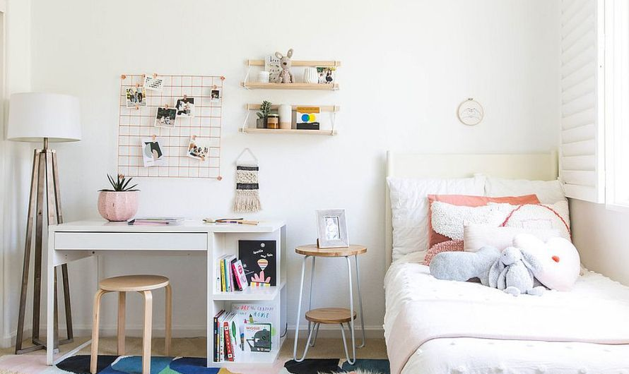Back to school tips for the kid's bedroom