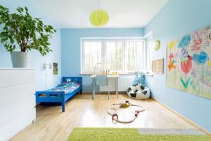 Lighting tips for your kids room
