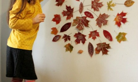 fall decor for kids