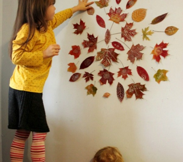 3 Fun fall decor ideas for the kids