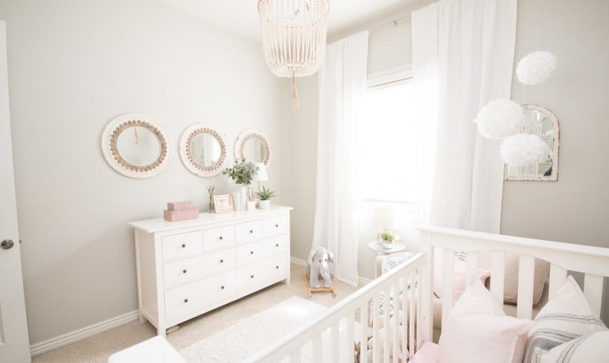Tips for decorating your nursery