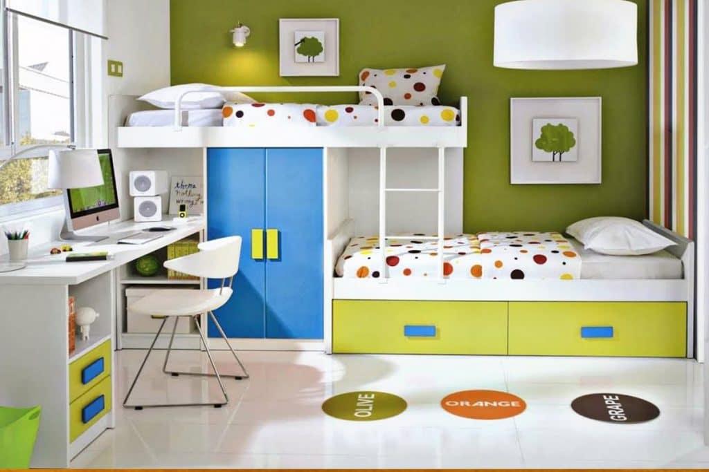 furnishing your child's bedroom at momsbunkhouse.com
