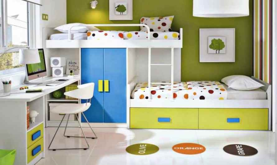 6 important things to keep in your child's bedroom
