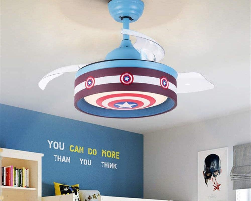 kids ceiling fans at momsbunkhouse.com