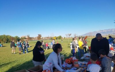 Building Community with a Fall Festival